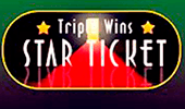 Новая игра Triple Wins star Ticket